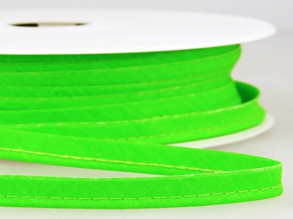 "Neon Paspel "" grün "" 10mm"