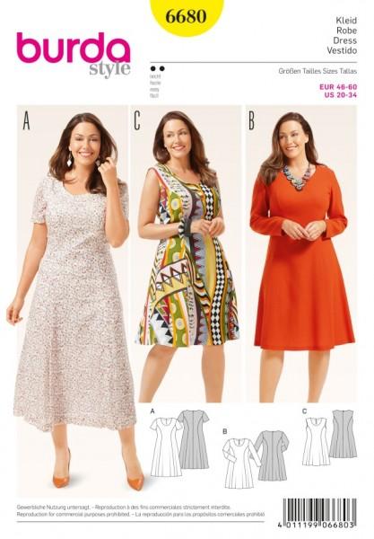 Kleid - 6680