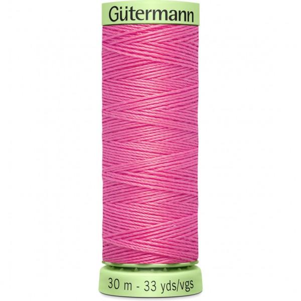 Knopflochgarn - Zierstichfaden - pink