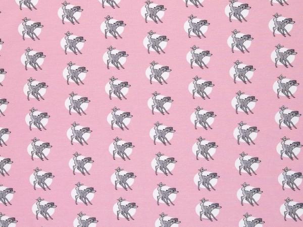"Kuschelsweat ""Disney Bambi"" rosa"