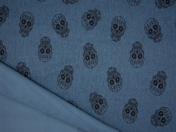 """Softshell """"Skulls/Totenkopf"""" jeans"""