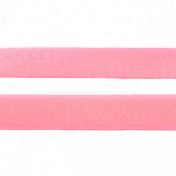 """Klettband 25mm """"rosa"""""""