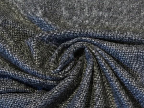 """Woll Tweed """"Massimo"""" grau"""