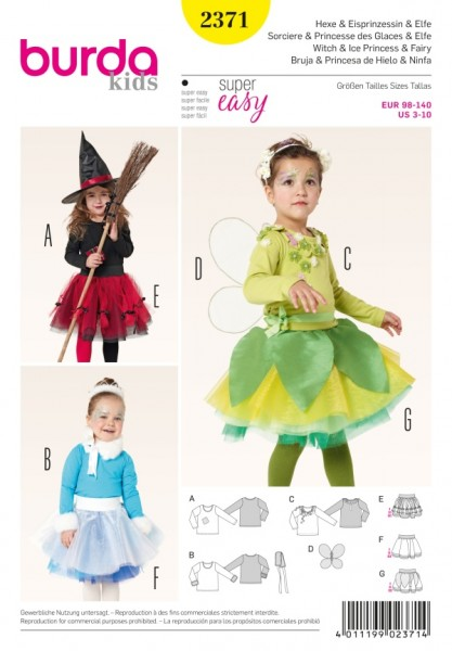 Hexe, Elfe, Prinzessin - 2371