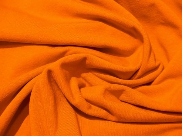 "Baumwolljersey ""orange"""
