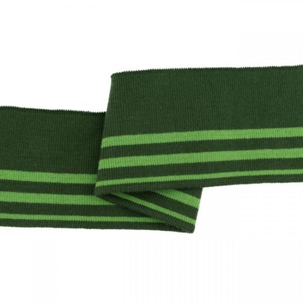 """Cuff Stripes """"army/lime"""""""