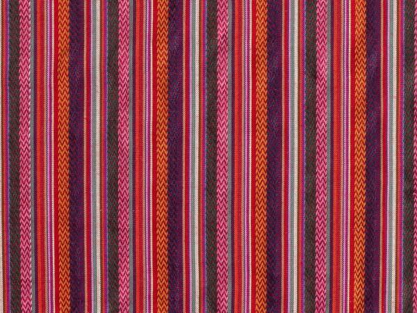 """Ethno Stripes """"rot-orange"""""""