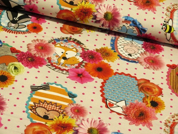 "Canvas ""Fabric Fever"" by Cherry Picking"