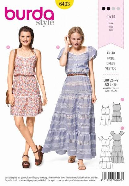 Sommerkleid - 6403