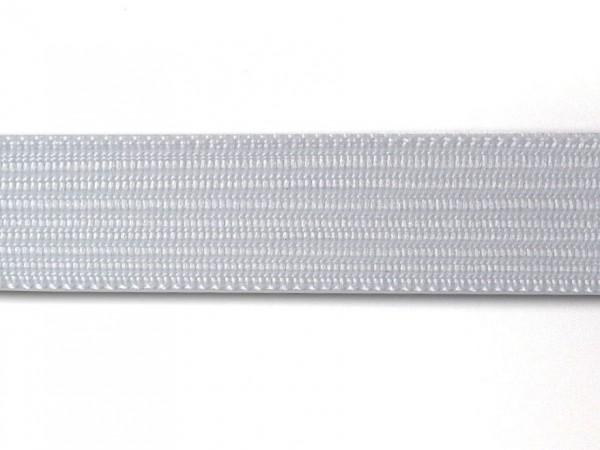 """Stäbchenband Rigeline """" 12mm """" weiss"""