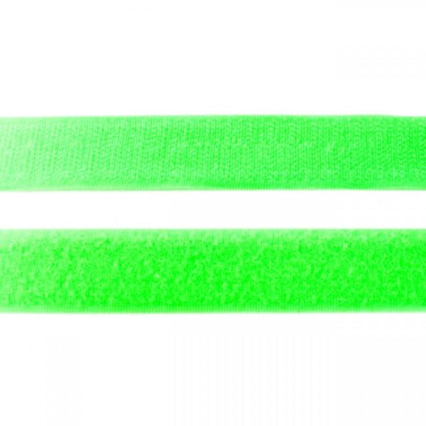 "Klettband 25mm ""hellgrün"""