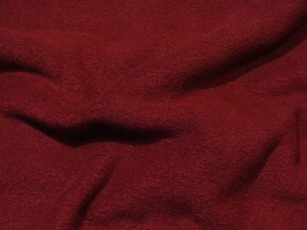 Polar Fleece - bordo