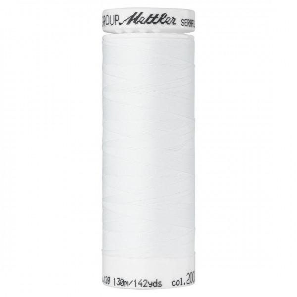 Mettler Seraflex 130m weiß