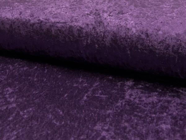 """Pannesamt """"violett"""""""