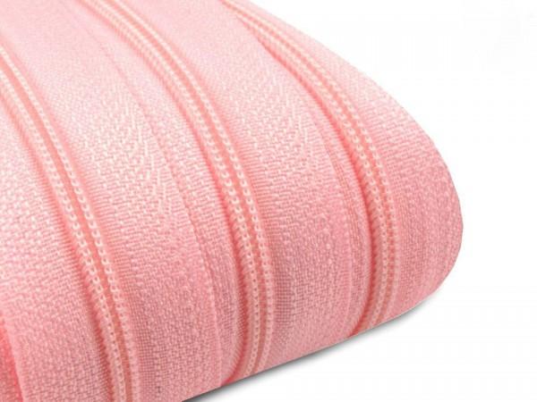 "Reißverschluss Meterware ""rosa"""
