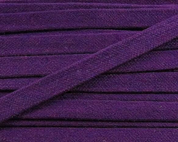 """Flachkordel """" violett """""""