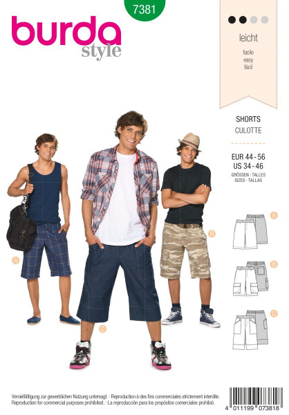 Shorts 7381