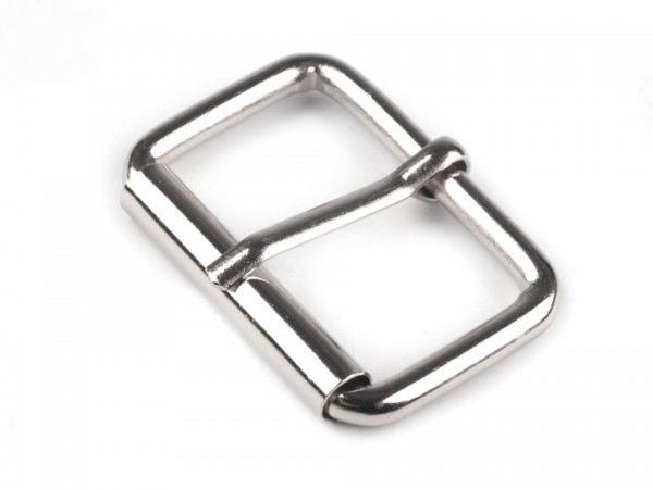 "Metallschnalle "" nickel "" 20mm"