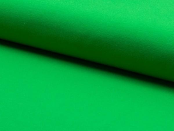 """Baumwolljersey """"grün"""""""