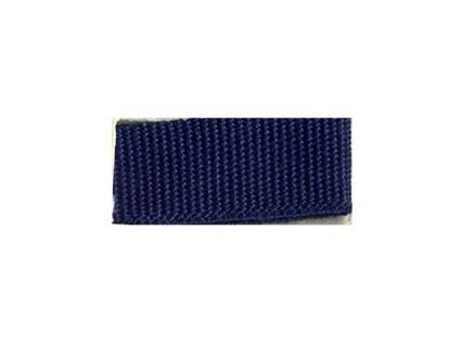 "Ripsband ""dunkelblau"" 10mm"