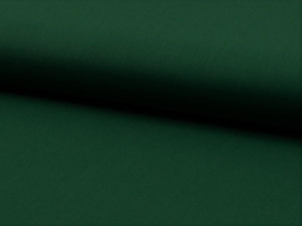 """Baumwollstoffe Popeline """"dunkelgrün"""""""