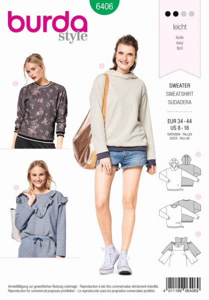 Sweater + Pullover - 6406