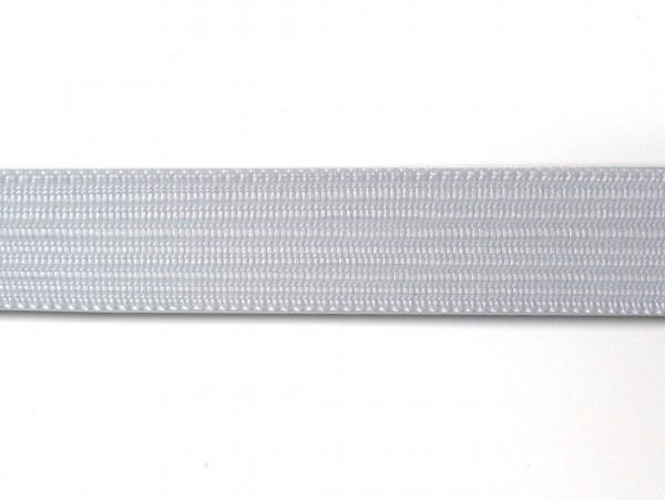 """Stäbchenband Rigeline """" 7mm """" weiss"""