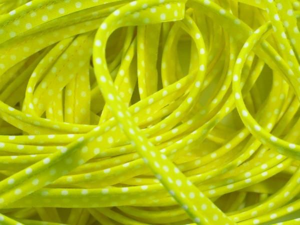"""Paspel Dots """"gelb"""" 10mm"""