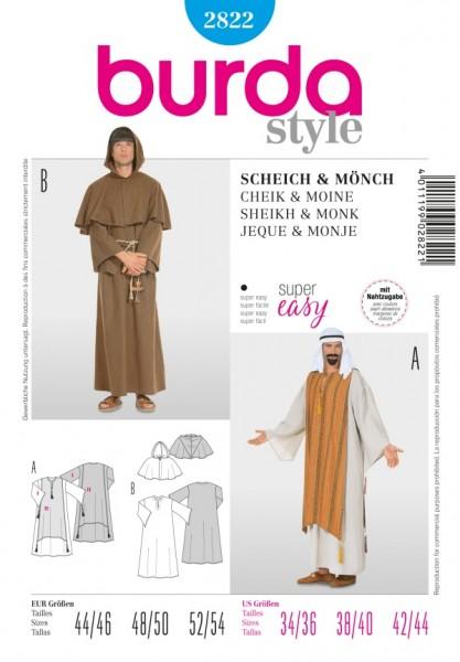 Mönch + Scheich - 2822