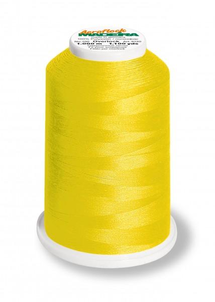 Bauschgarn - Madeira Aeroflock - gelb