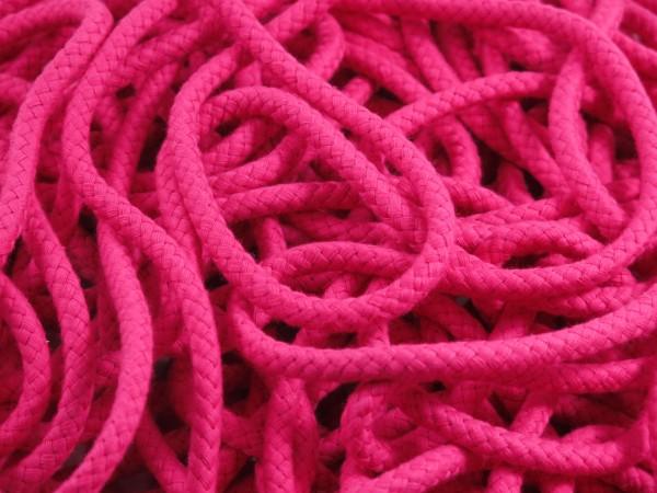 """Kordel 8mm """"pink"""""""