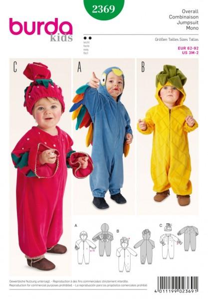 Vogel, Ananas, Erdbeer - 2369