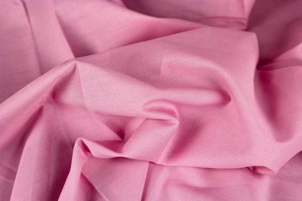 """Baumwollstoff """"rosa"""""""