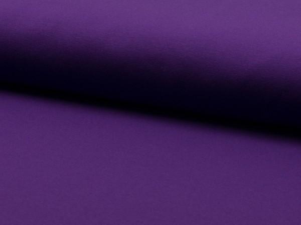 "Baumwolljersey ""violett"""