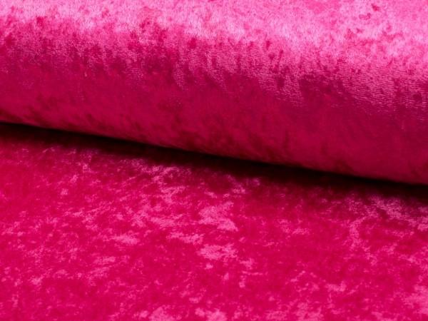"""Pannesamt """"pink"""""""