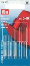 "Prym "" Modistennadeln "" No 5-10"