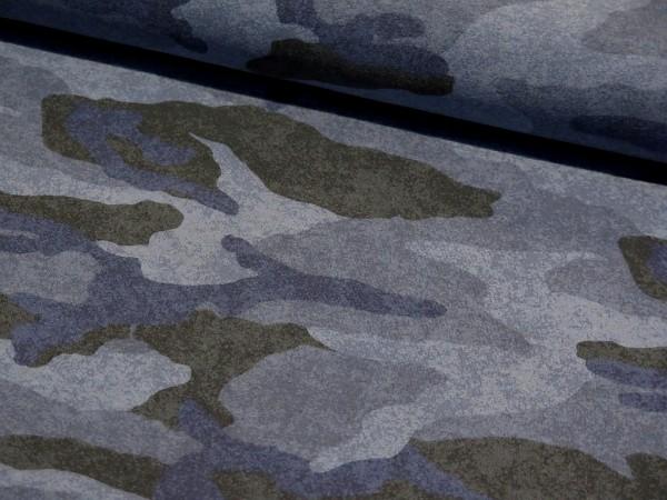 "Kuschelsweat ""Camouflage"" jean"