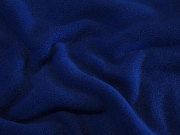 Polar Fleece - royalblau
