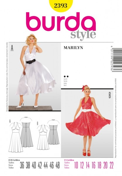 50er Jahre, Marilyn - 2393
