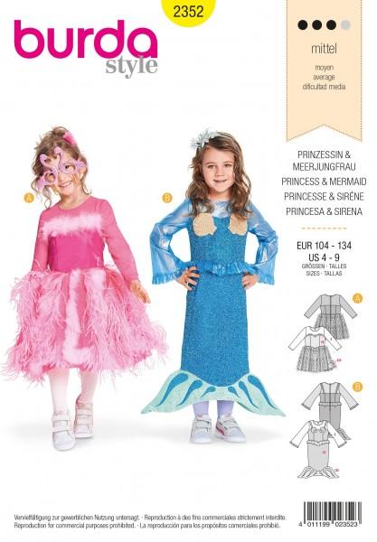 Prinzessin und Meerjungfrau - 2352