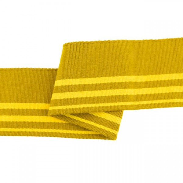 "Cuff Stripes ""senf/gelb"""