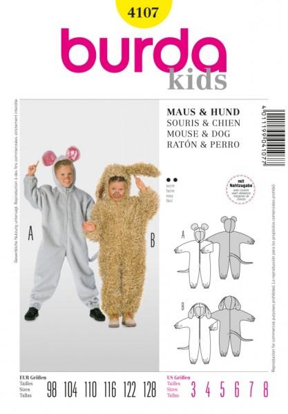 Maus + Hund - 4107