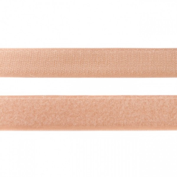 """Klettband 25mm """"beige"""""""