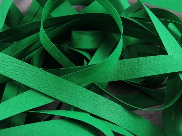 """Baumwoll-Schrägband 20mm """"grün"""""""