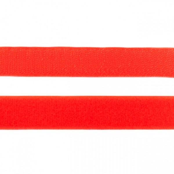 """Klettband 25mm """"rot"""""""
