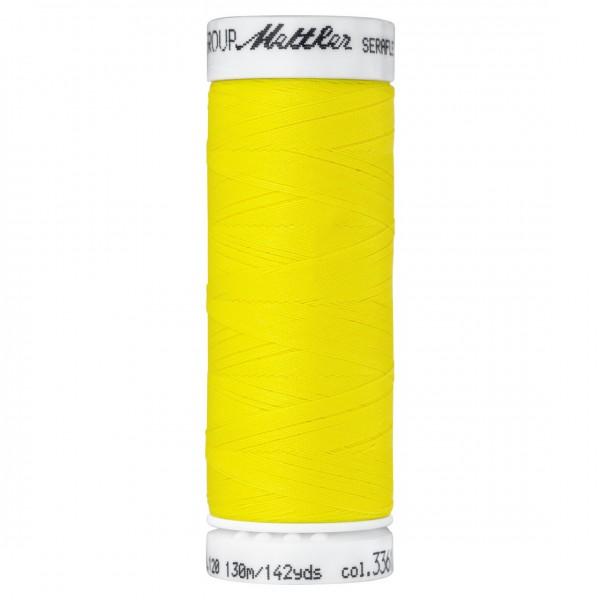 Mettler Seraflex 130m zitronengelb