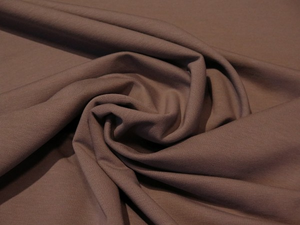 """Sommersweat """"taupe"""""""