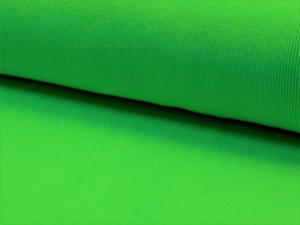"Rippbündchen Neon ""grün"""