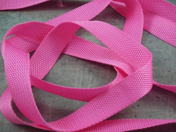 """Gurtband 25mm """"rosa"""""""