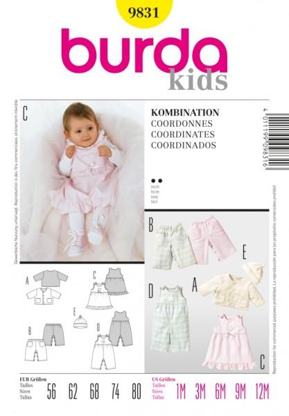 Baby Kombination - 9831